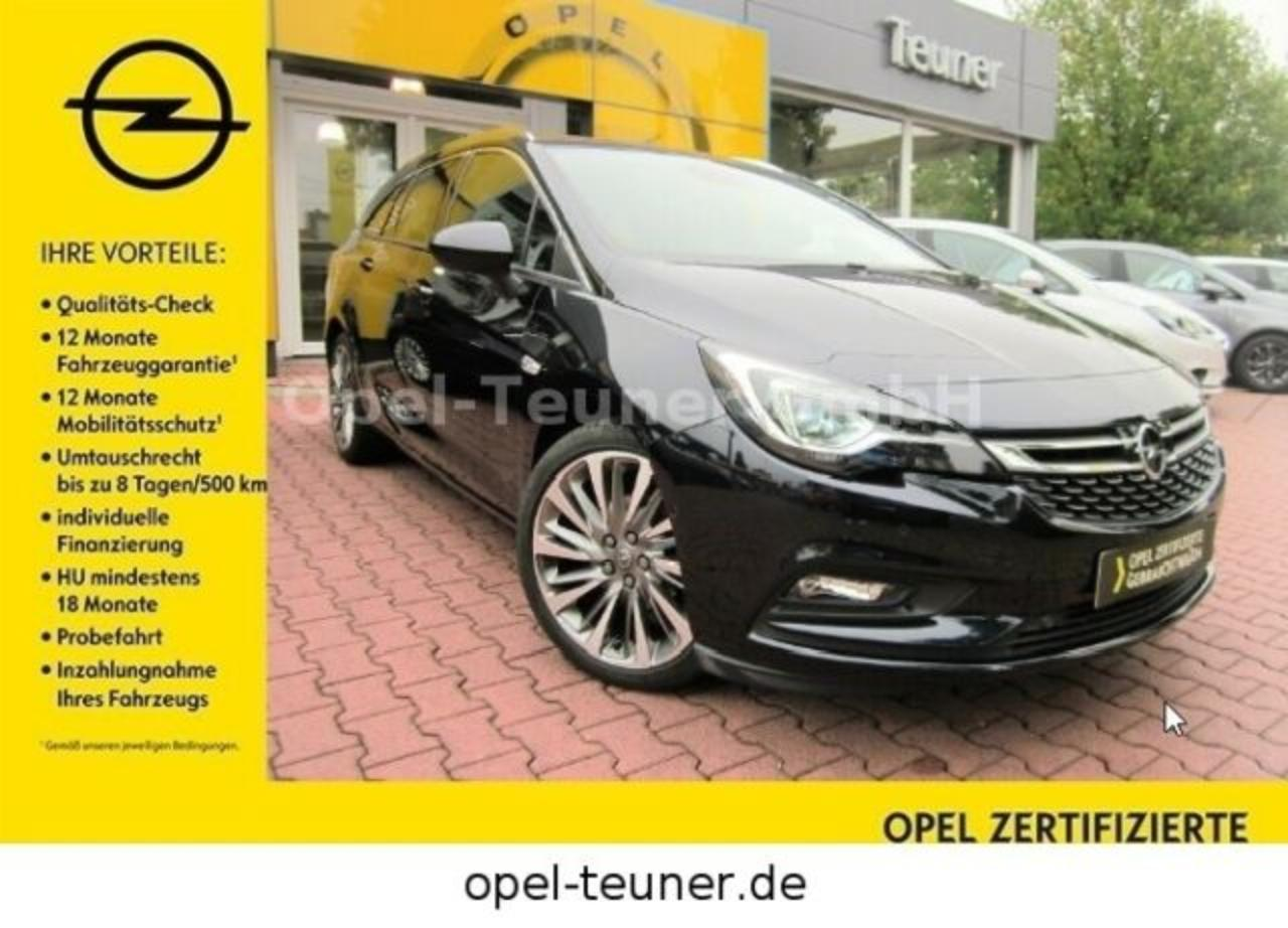 Opel Astra ST Ultimate 1.4S/S AHK ACC LED Leder 18LM