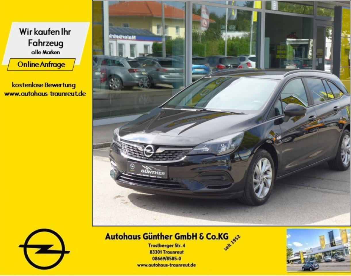 Opel Astra 1.2 Facelift,ST,SHZ,LHZ,DAB+,PDC,Klima-AT