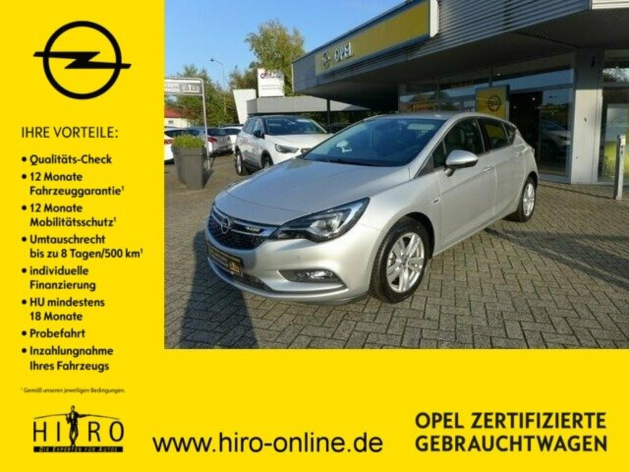 Opel Astra INNOVATION AHK+AGR+IntelliLink Klima/LED