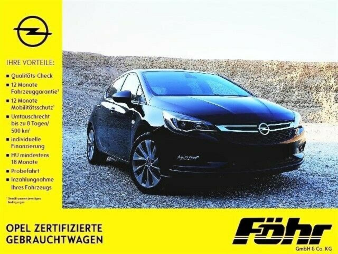 Opel Astra 1.0 Turbo 105 PS 5 MT ACTIVE