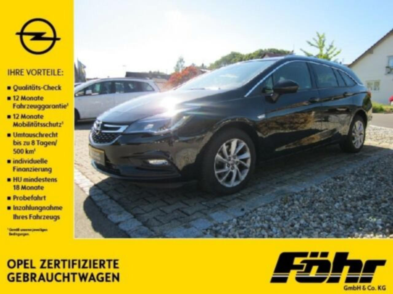 Opel Astra ST 1.6 Turbo DI 136 PS 6 AT INNOVATION