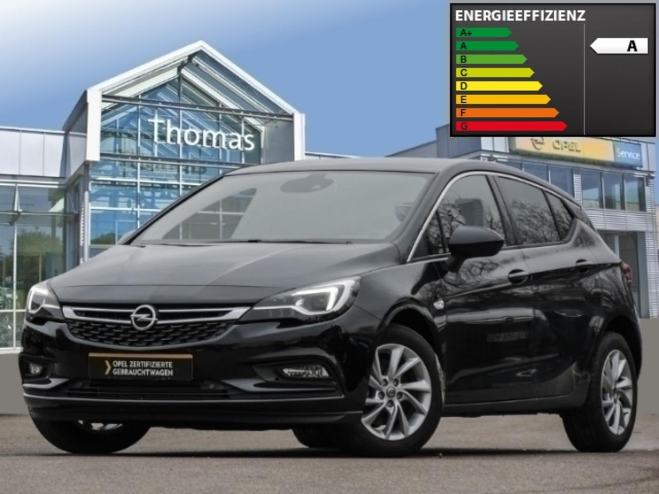 Opel Astra K INNOVATION1.6 CDTI LED NAVI KAMERA DAB -