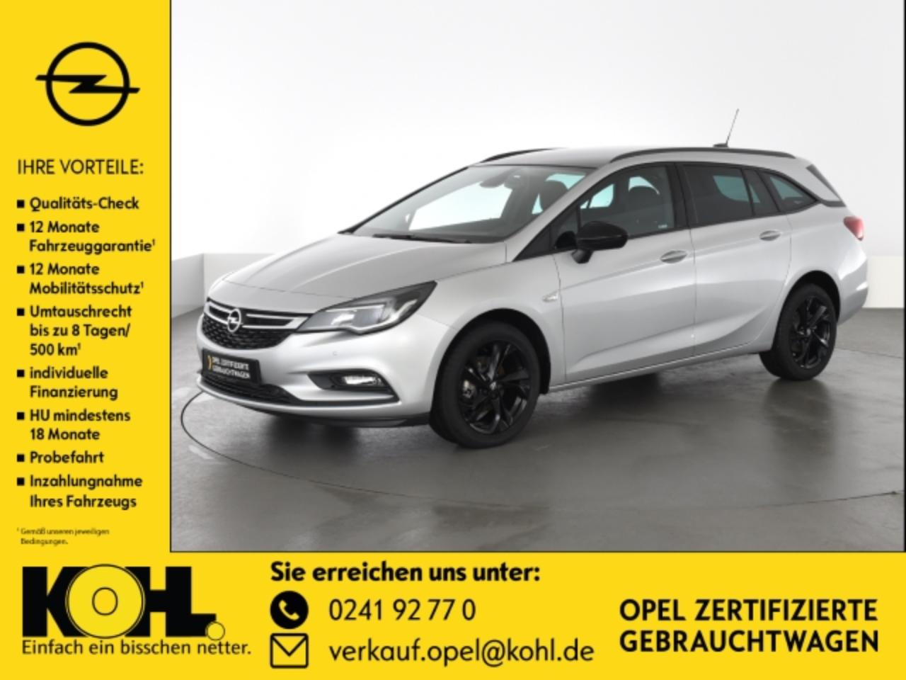 Opel Astra ST 1.4 Turbo 125PS PDC-Kamera Klima BT