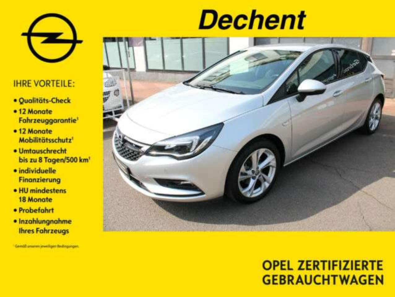 Opel Astra 1.4 Turbo ON Sondermodell,Sitzhzg.,17,uvm