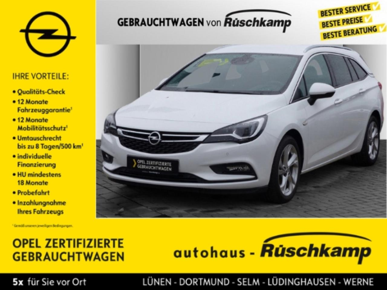 Opel Astra K Sports Tourer Innovation Start/Stop Klima Navi