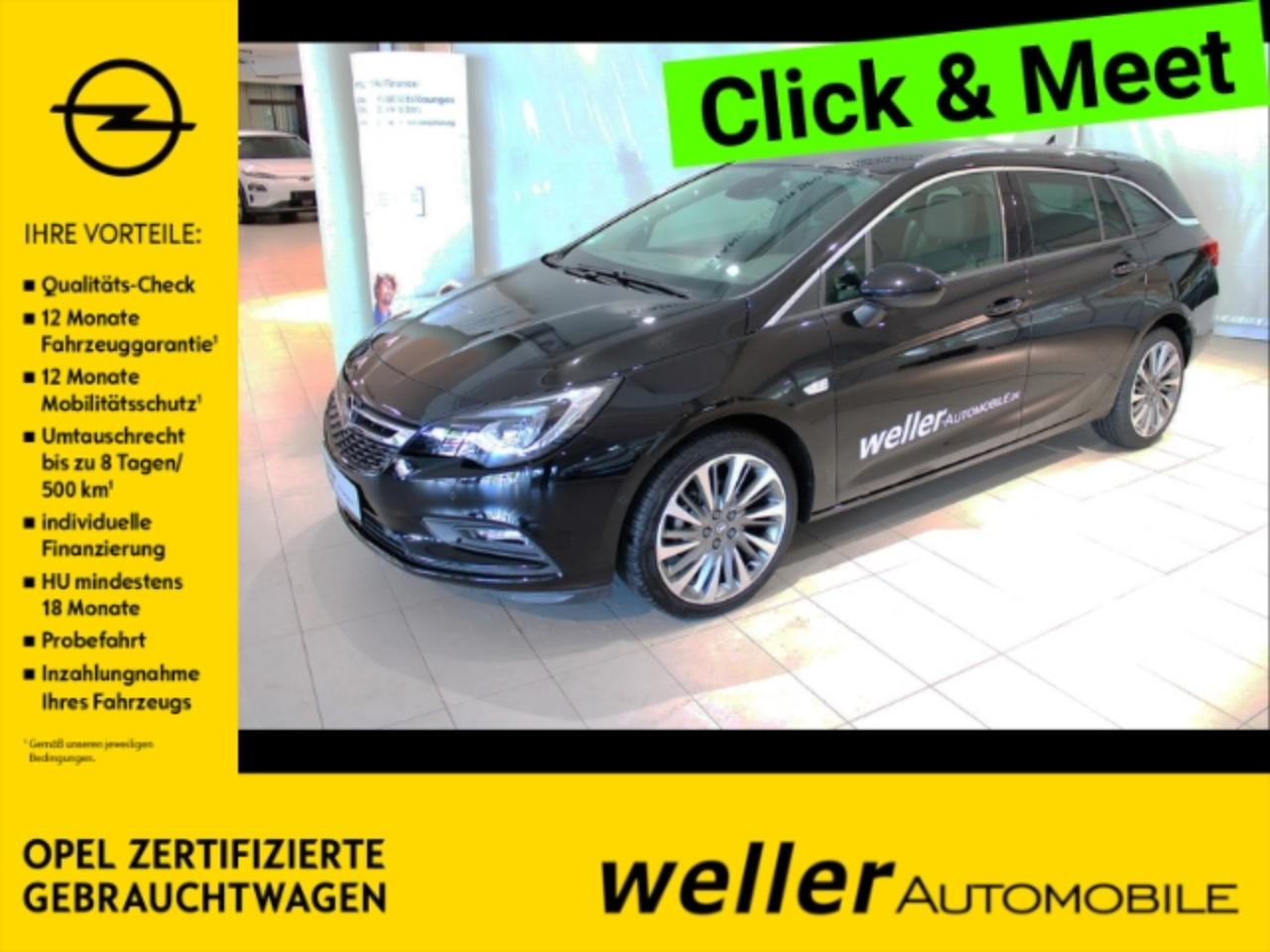 Opel Astra K 1.4 Sports Tourer ULTIMATE LED Kamera Parkassist