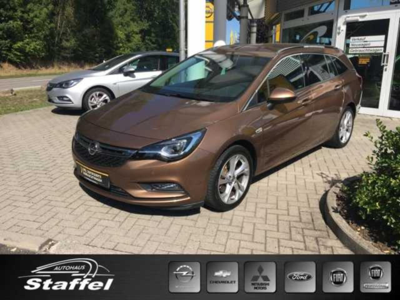 Opel Astra 1.6 BiTurbo S/S Innovation