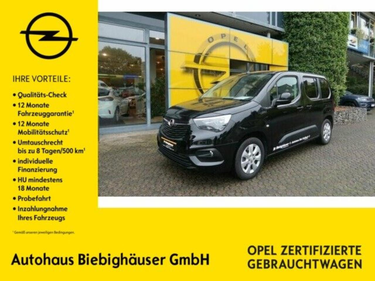 Opel Combo 1.2 Life Edition L1
