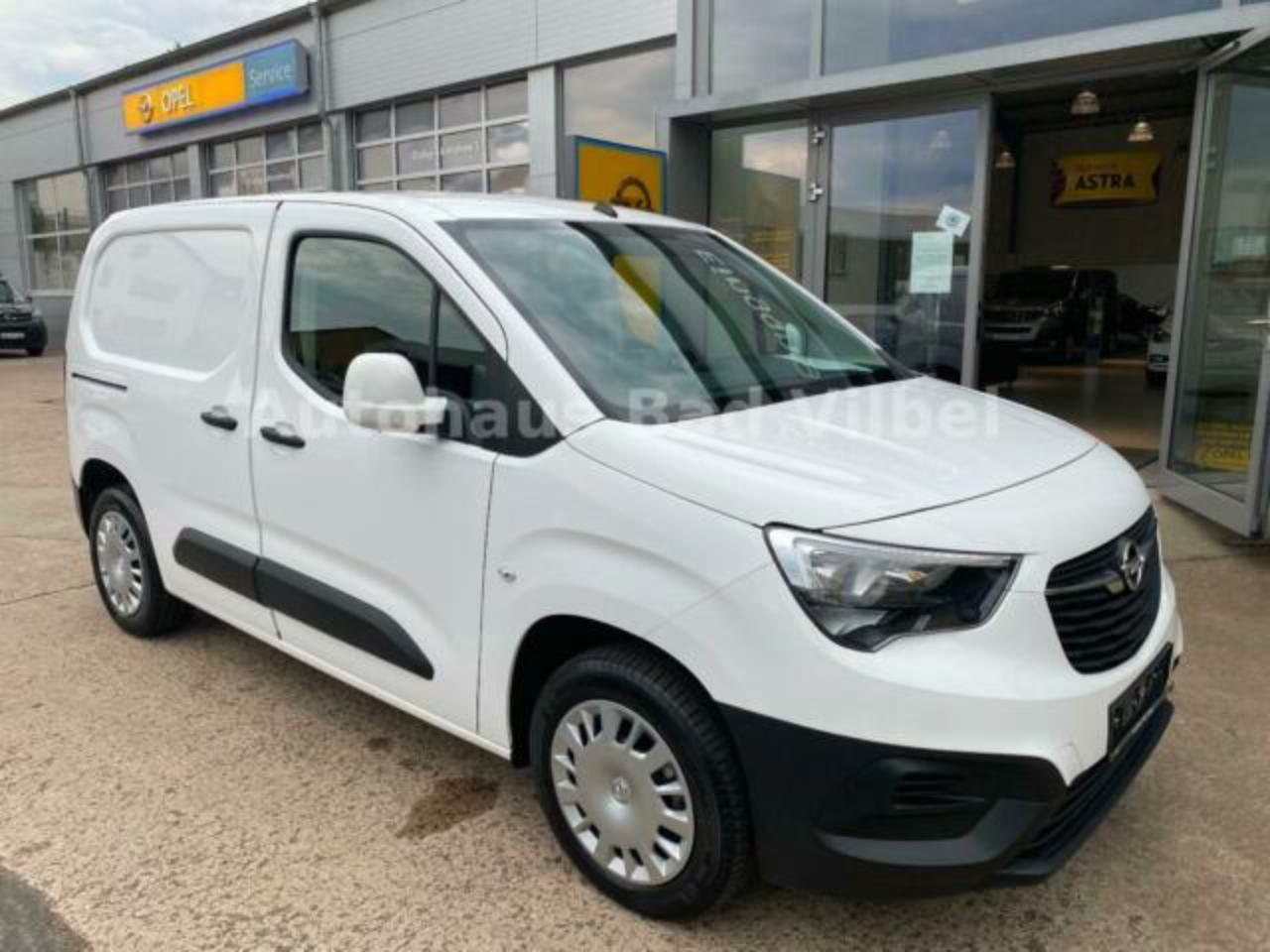 Opel Combo CARGO /Mobiler Kuhlcontainer on Bord