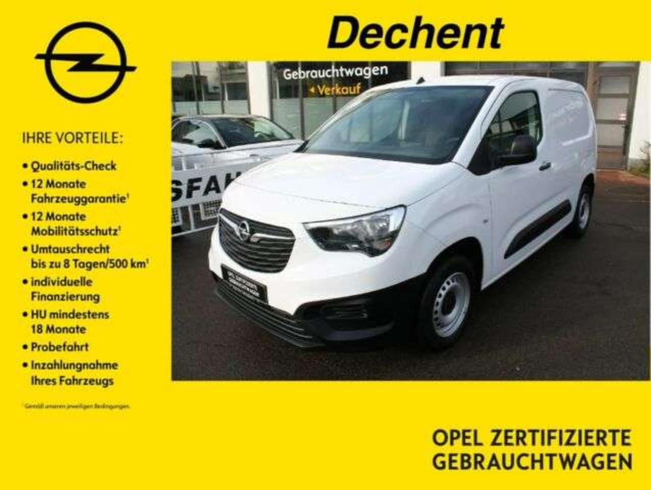 Opel Combo Cargo 1.6 Selection,Klima,Radio,Bluetooth