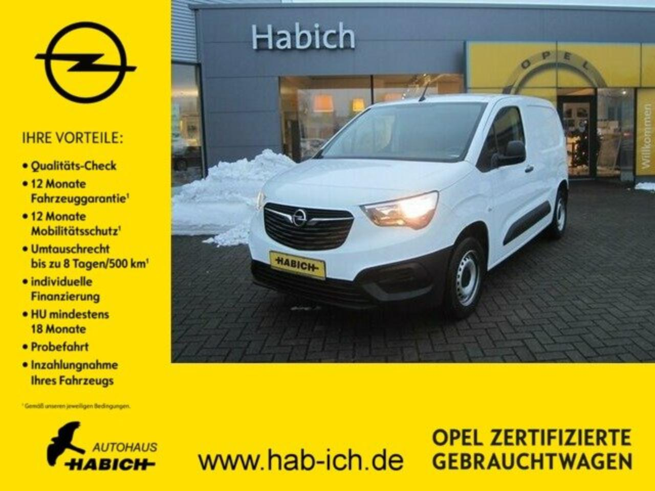 Opel Combo Cargo 1.5 D Selection (EURO 6d-TEMP)