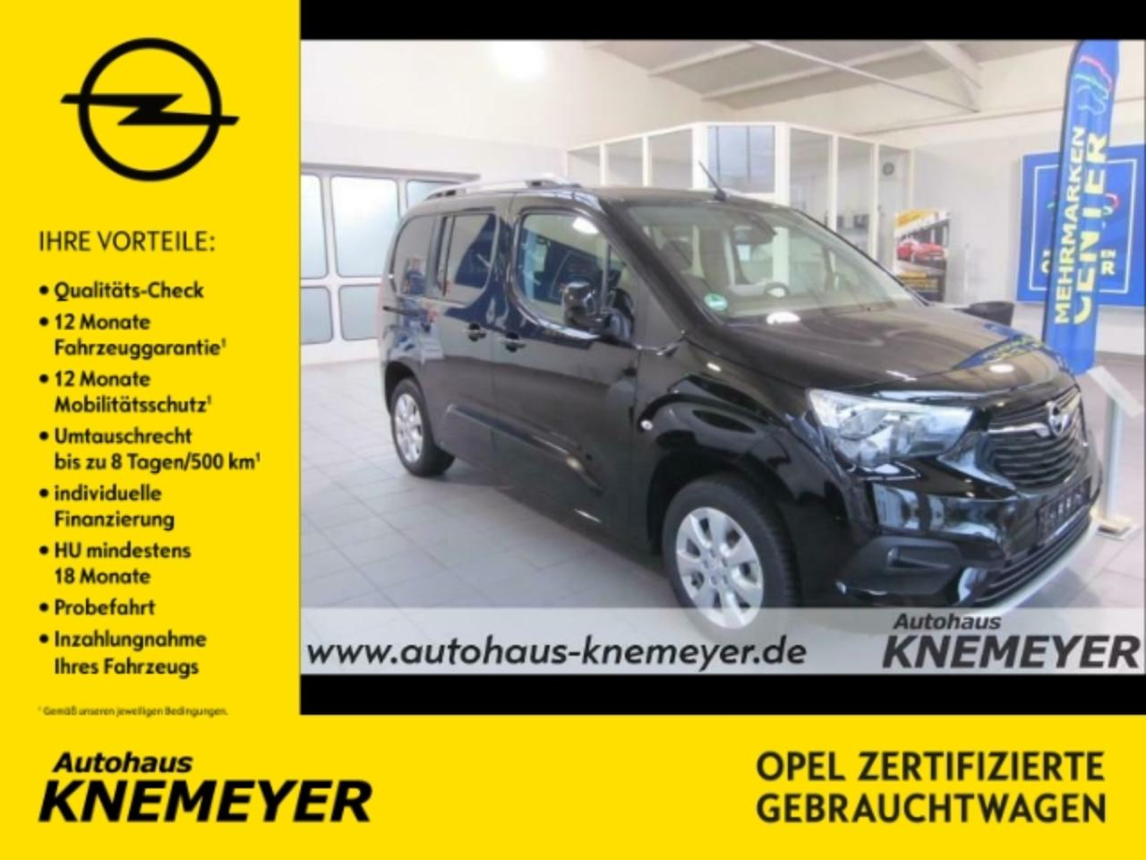Opel Combo LIFE Innovation 1.5 D 96 kW (130 PS) Start/Stop