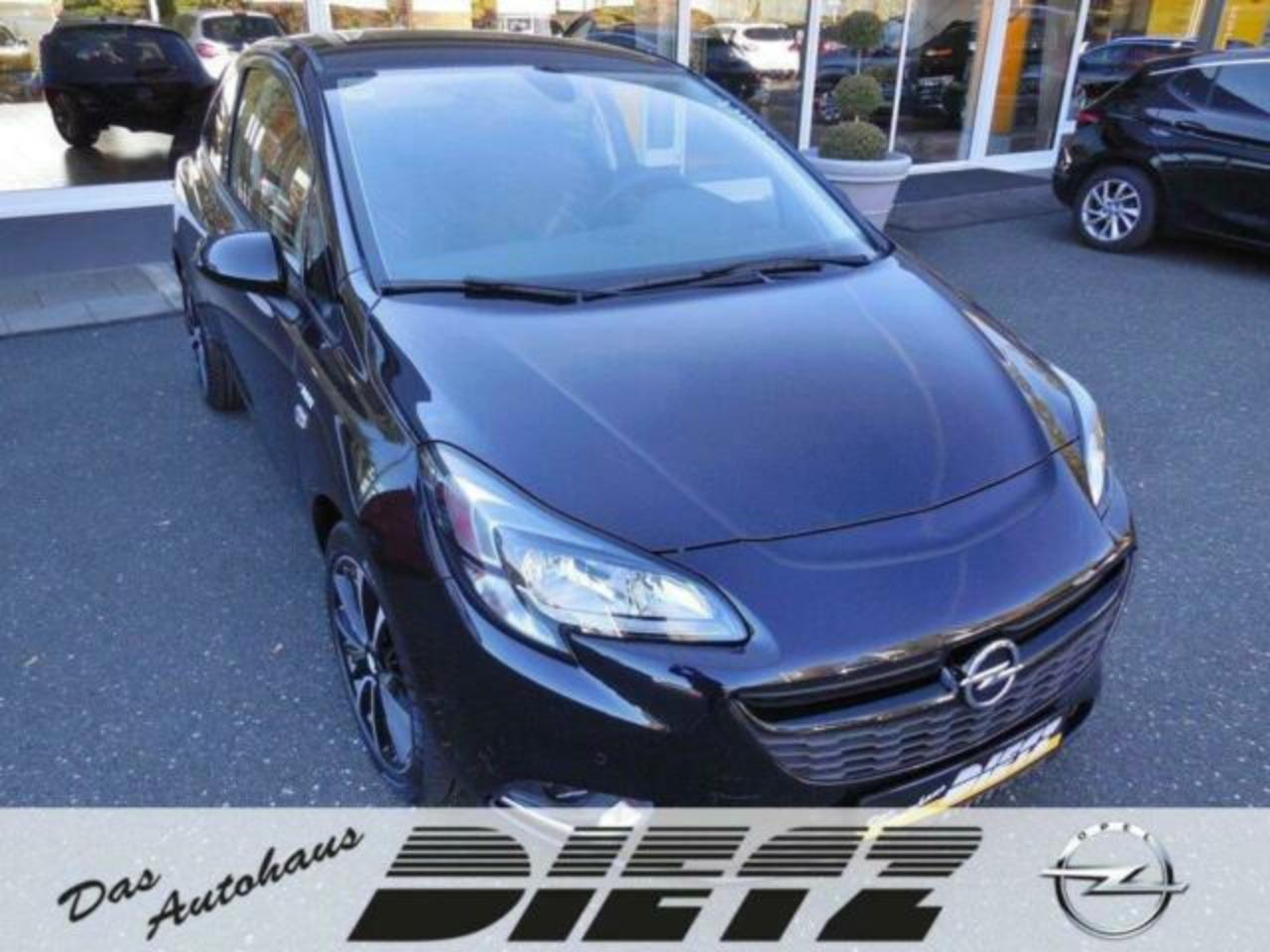 Opel Corsa Color Edition 3-Turer 1.4 S/S