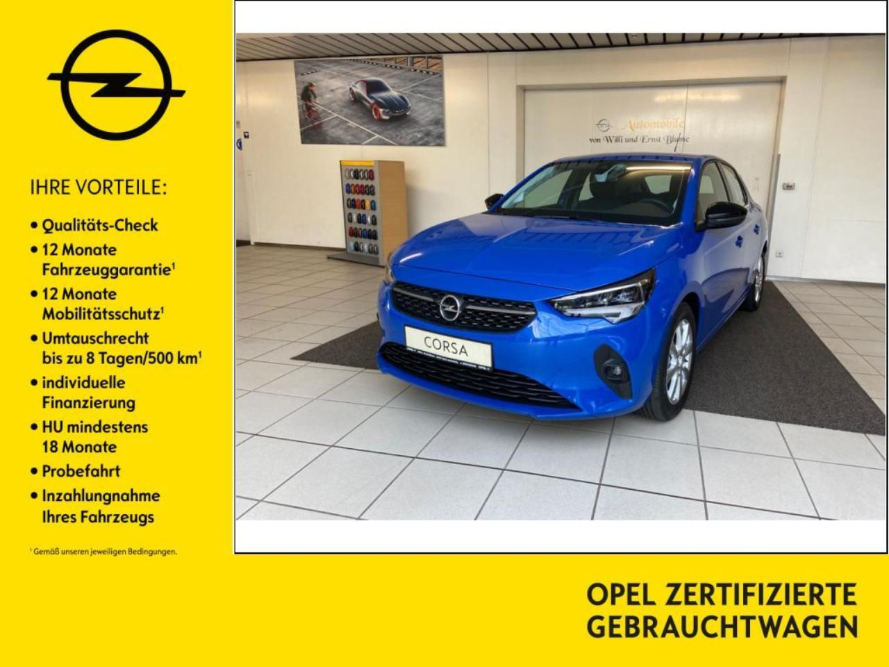Opel Corsa 1.2 Direct Inj T Autom. Elegance Winterp.