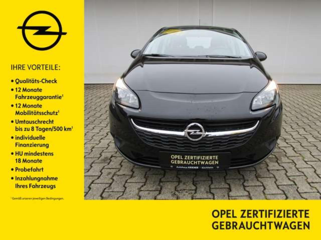 Opel Corsa 5-Turer 1.4 Edition