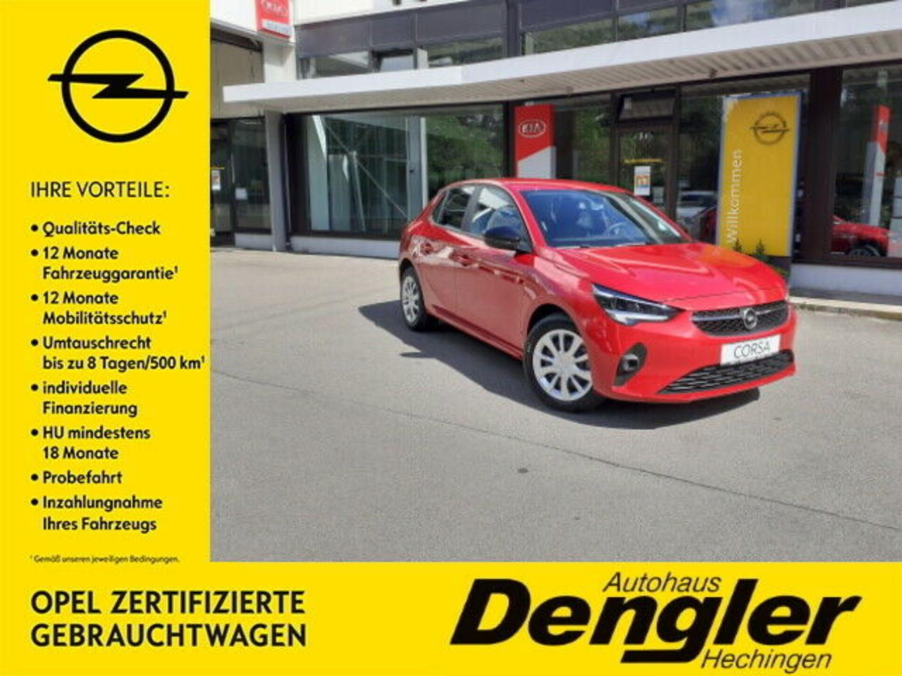 Opel Corsa 1.2 DI Turbo St/St Edition //LED/Multim./