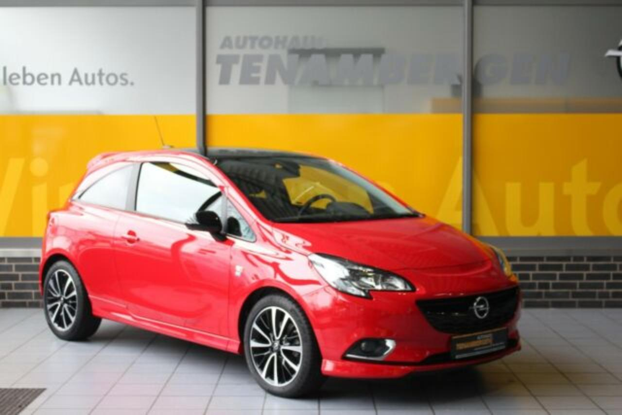 Opel Corsa E Color Edition 1.4 Turbo ecoFlex IntelliL