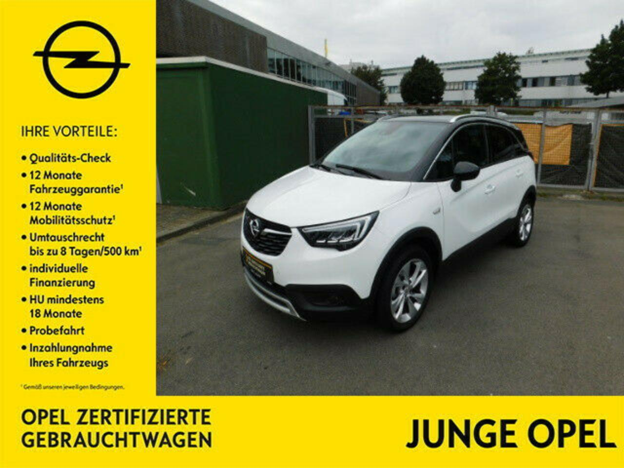 Opel Crossland X INNOVATION-LED/180°Ruckfahrkamera
