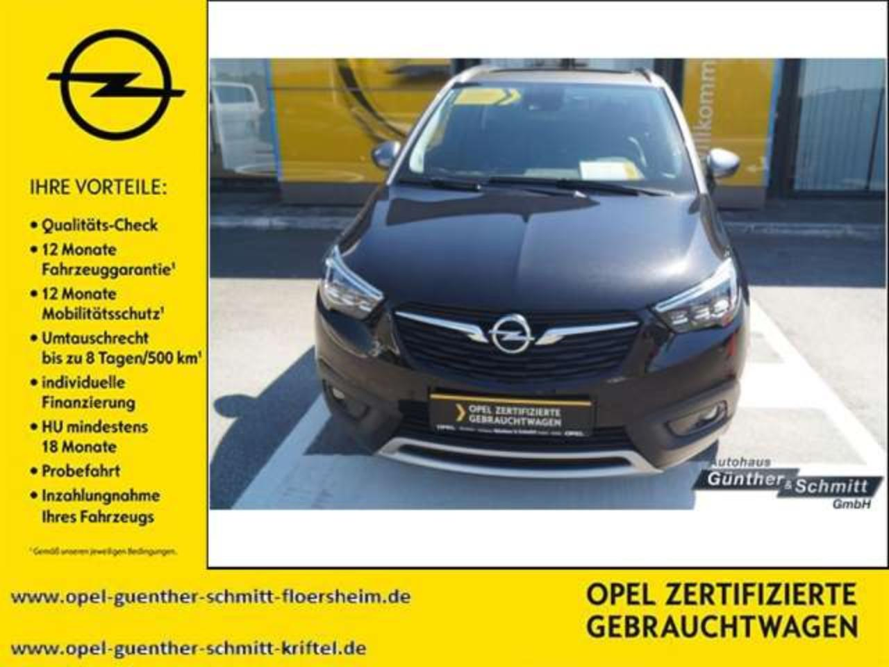 Opel Crossland X 1.2 Start/Stop Automatik Innovation