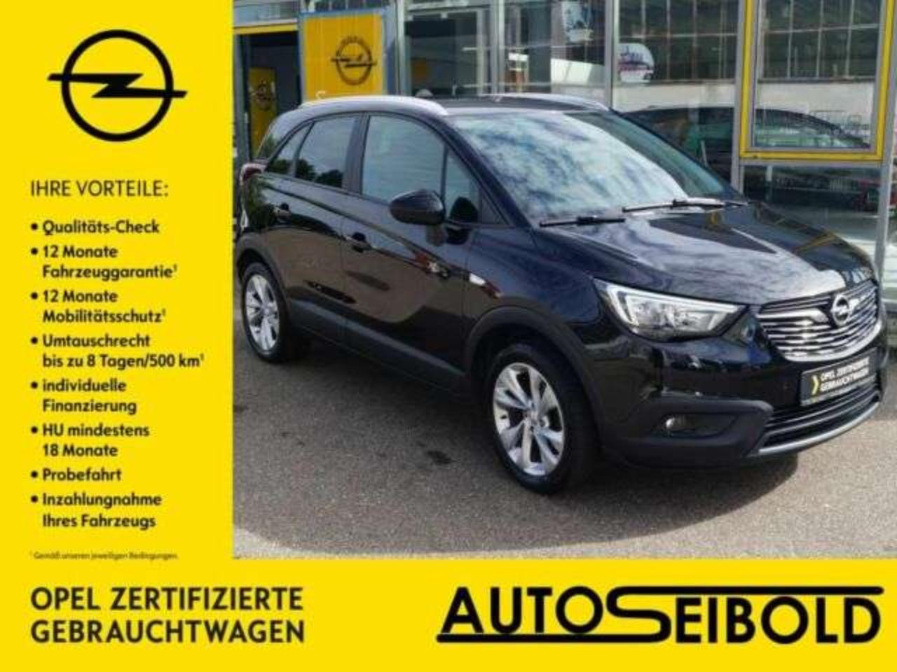 Opel Crossland X 1.2 ECOTEC Start/Stop Edition