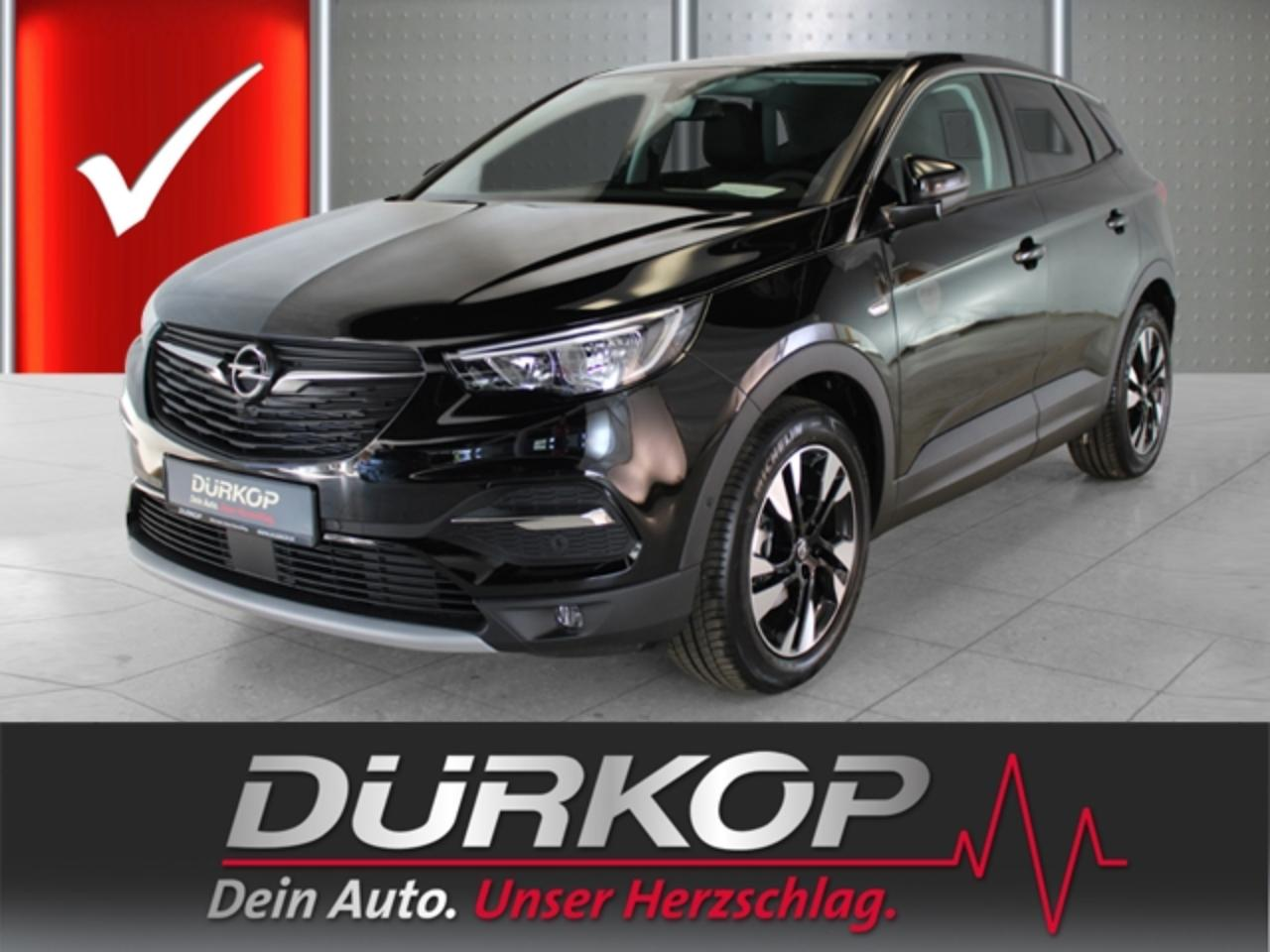 Opel Grandland X INNOVATION 1.2 Turbo AHK*Navi*AGR-Sitze*