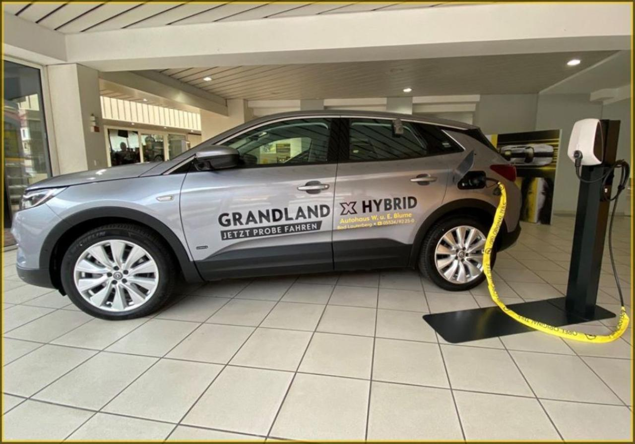 Opel Grandland X Innovation Plug-in-Hybrid 300 PS
