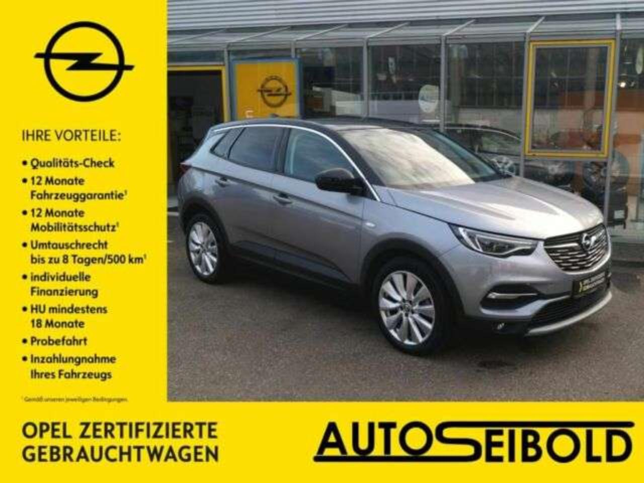 Opel Grandland X 1.6 Start/Stop Automatik Ultimate