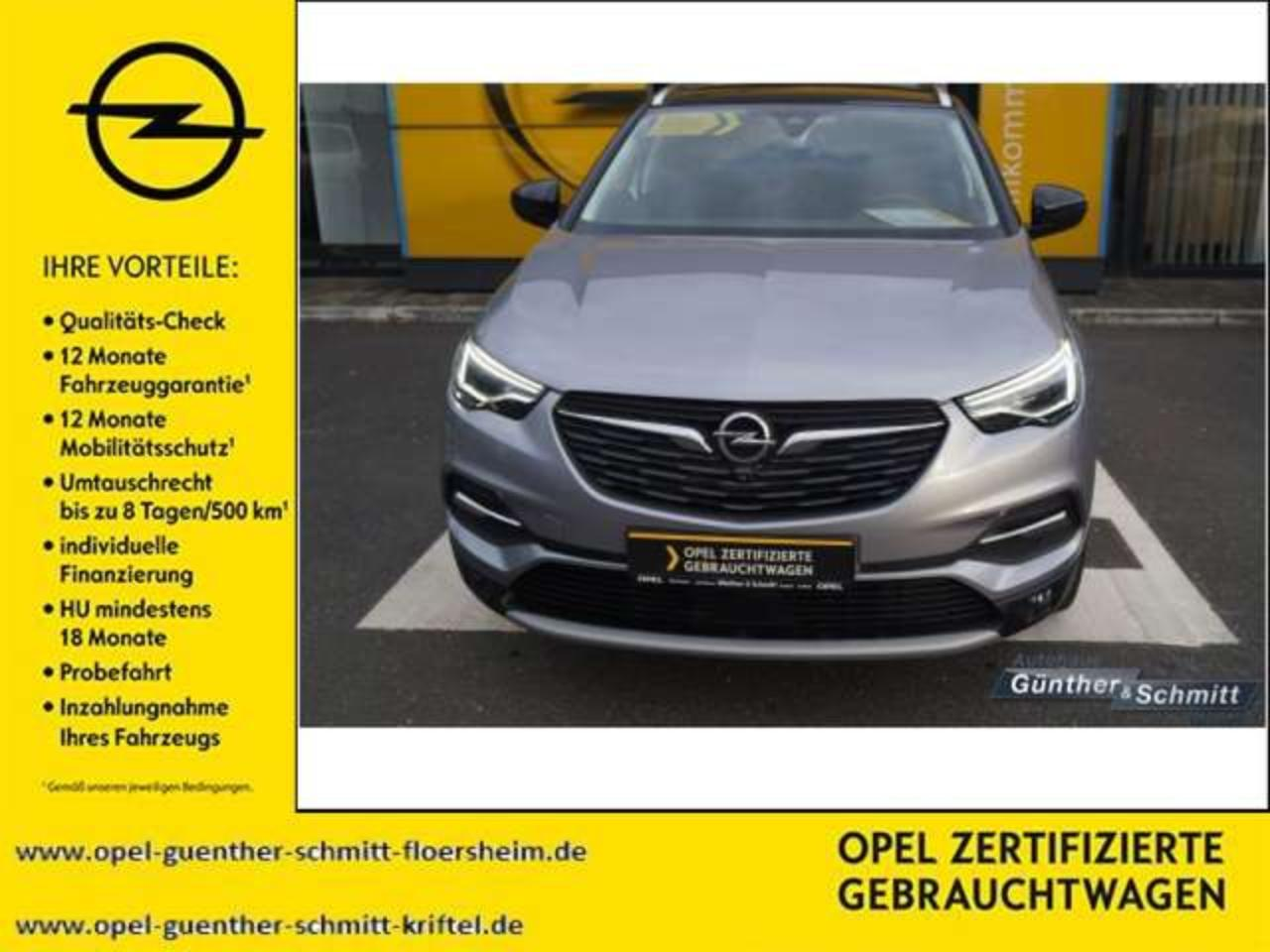 Opel Grandland X 1.2 Start/Stop Ultimate