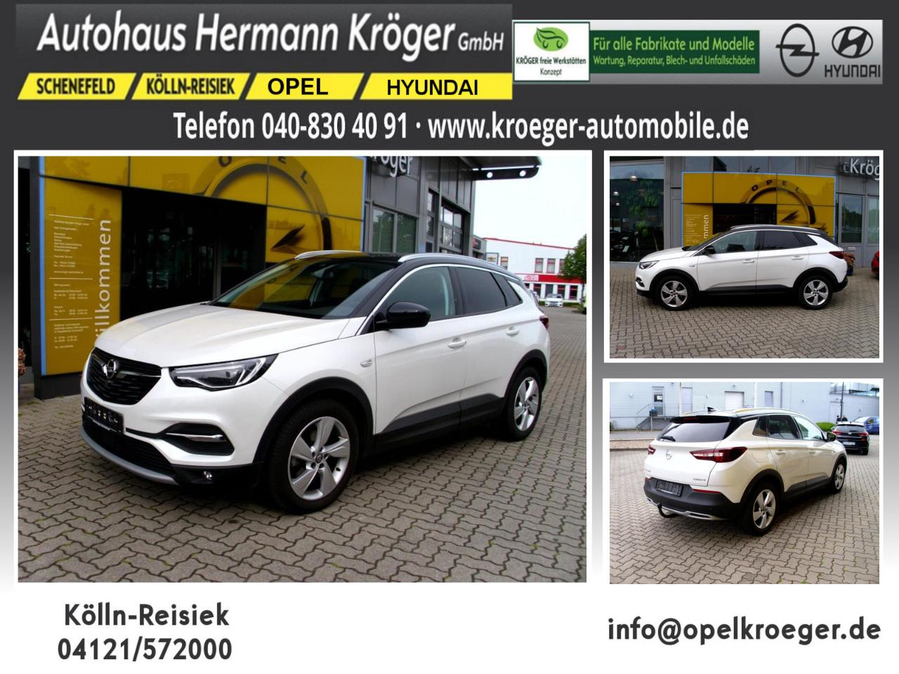Opel Grandland X 2.0 D Ultimate (6d-TEMP)