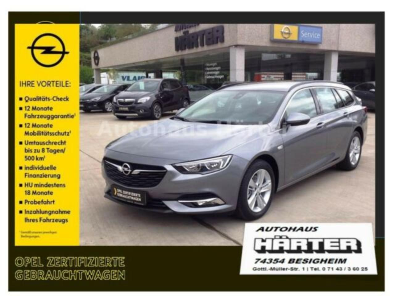 Opel Insignia 1.5Turbo ST Edition*Kamera*Winter-Paket