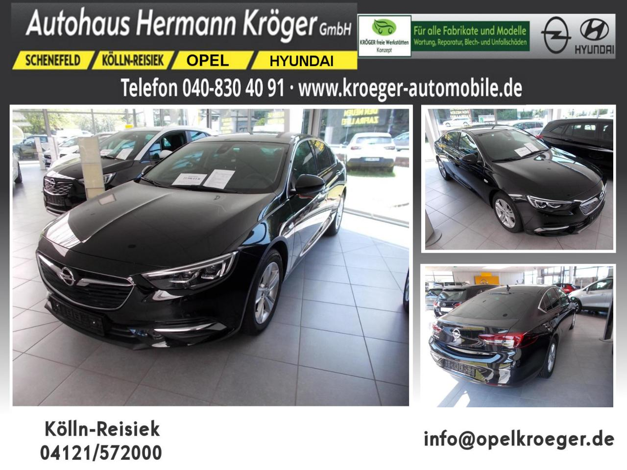 Opel Insignia 1.5 Turbo INNOVATION (EURO 6d-TEMP)