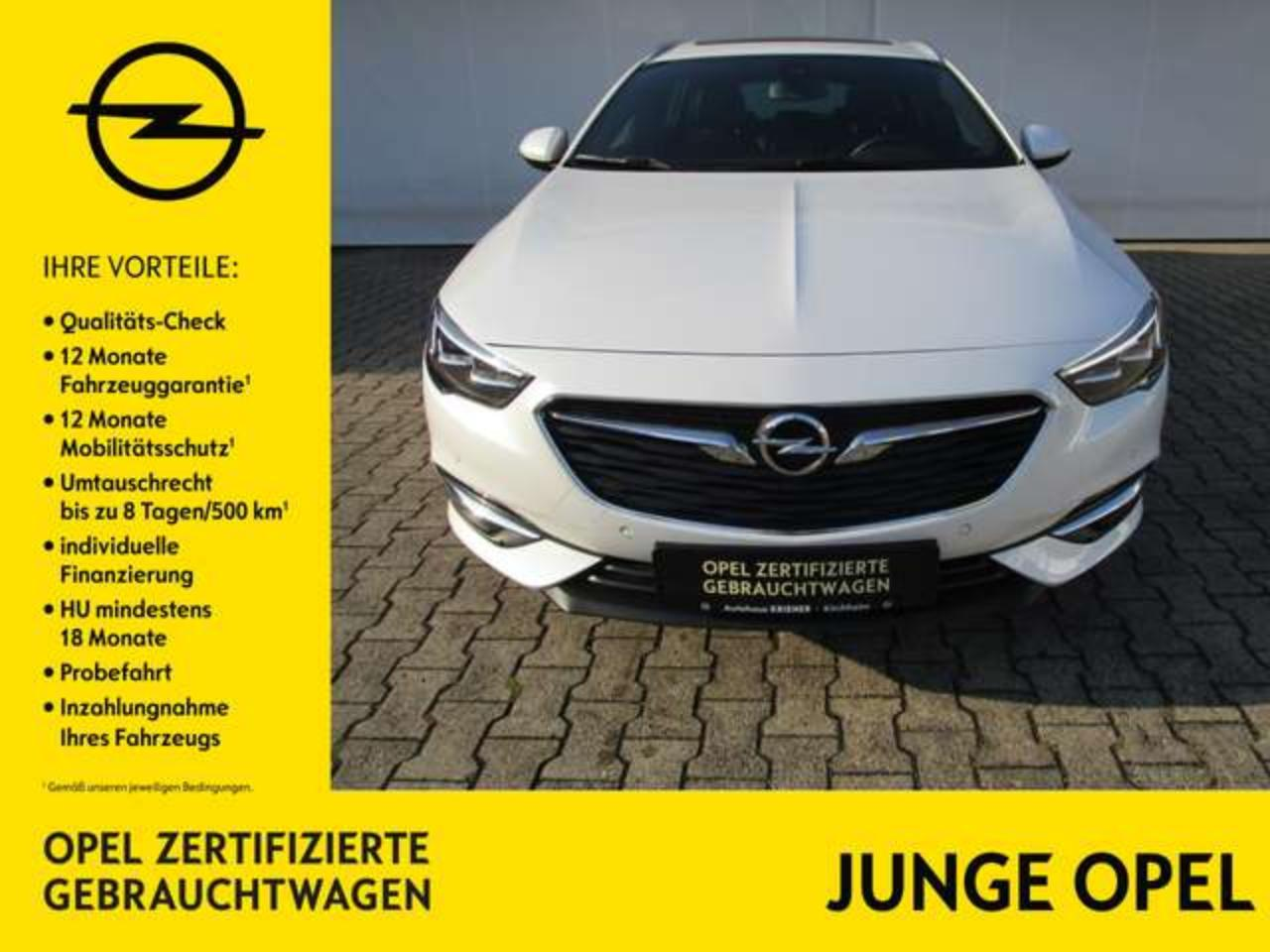 Opel Insignia Sports Tourer 2.0 Diesel Automatik INNOVATION
