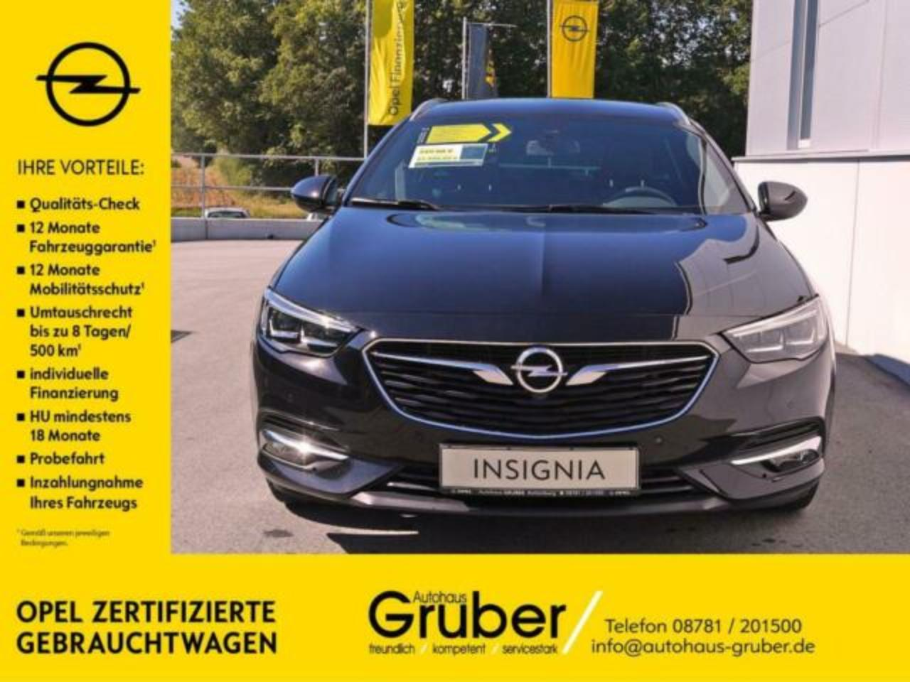 Opel Insignia B ST INNOVATION 1.5 TURBO