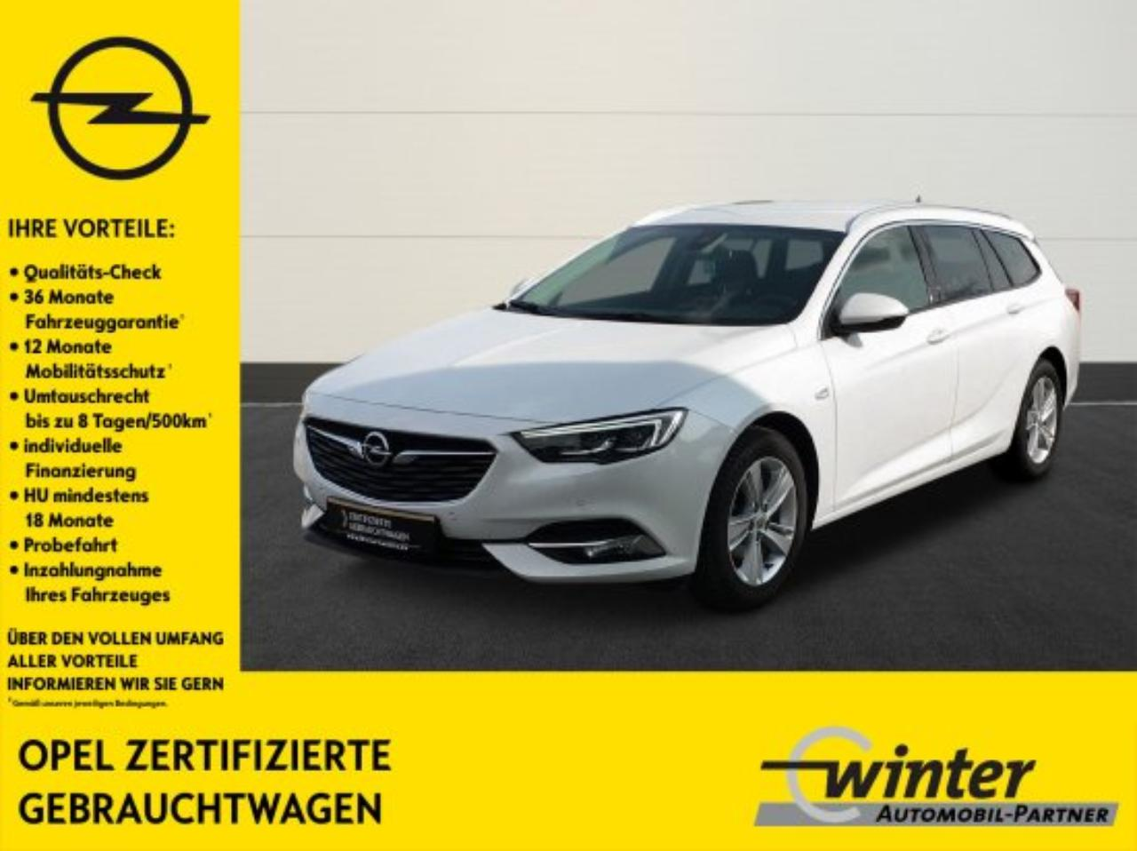 Opel Insignia ST Innovation LED Navi Sitz/Lenkradhz