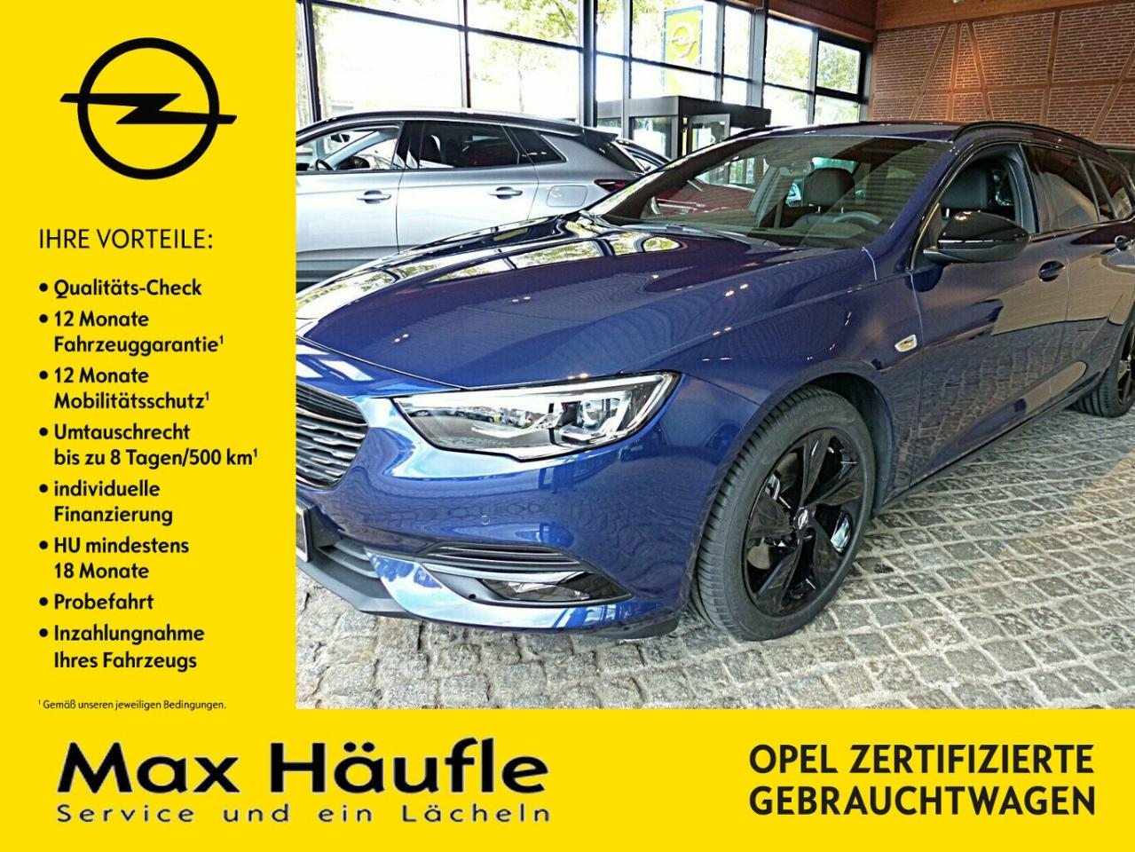 Opel Insignia Busi INNOVATION +AHK+OPC+Exclusice+HighGloss+Park&