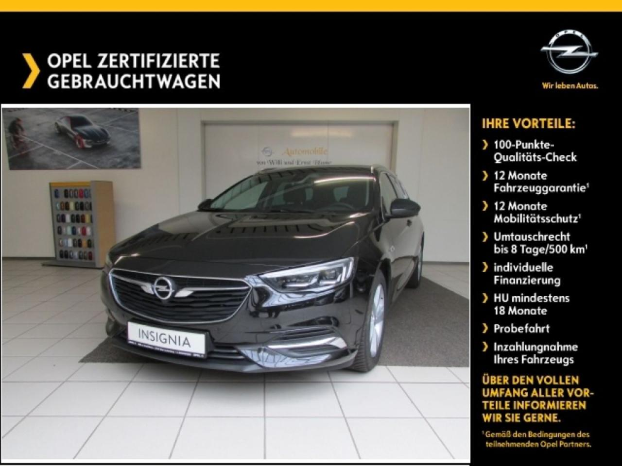 Opel Insignia Sports Tourer 2.0 Diesel Inno Navi / LED