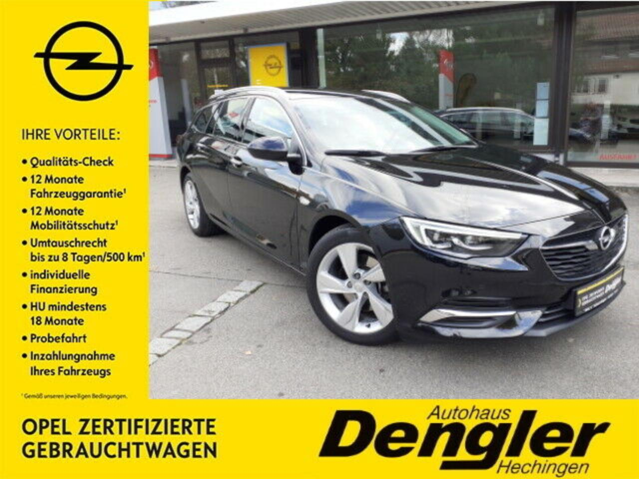 Opel Insignia Sports Tourer 2.0 Diesel Innovation