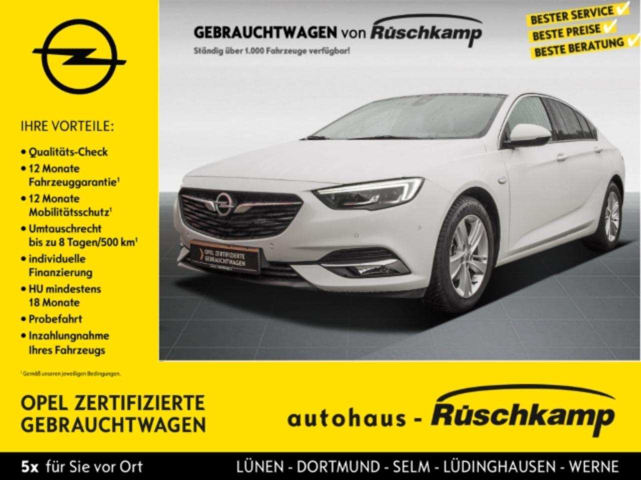 Opel Insignia Grand Sport Edition 1.5 Turbo LED Navi Keyless Par