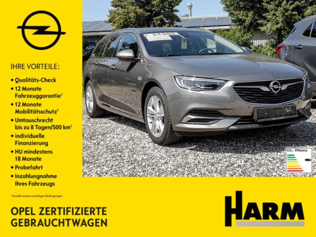 Opel Insignia ST 2.0 CDTI Innovation SHZ NAVI LED EU6