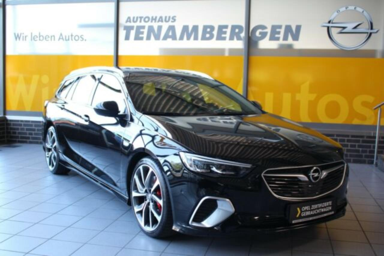 Opel Insignia B Sports Tourer Exclusive Headup AHK