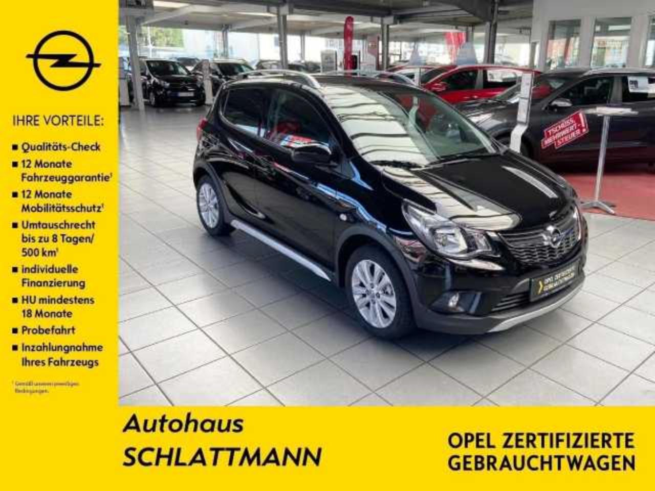 Opel Karl Rocks 1.0 Rocks *IntelliLink*PDC*Klima