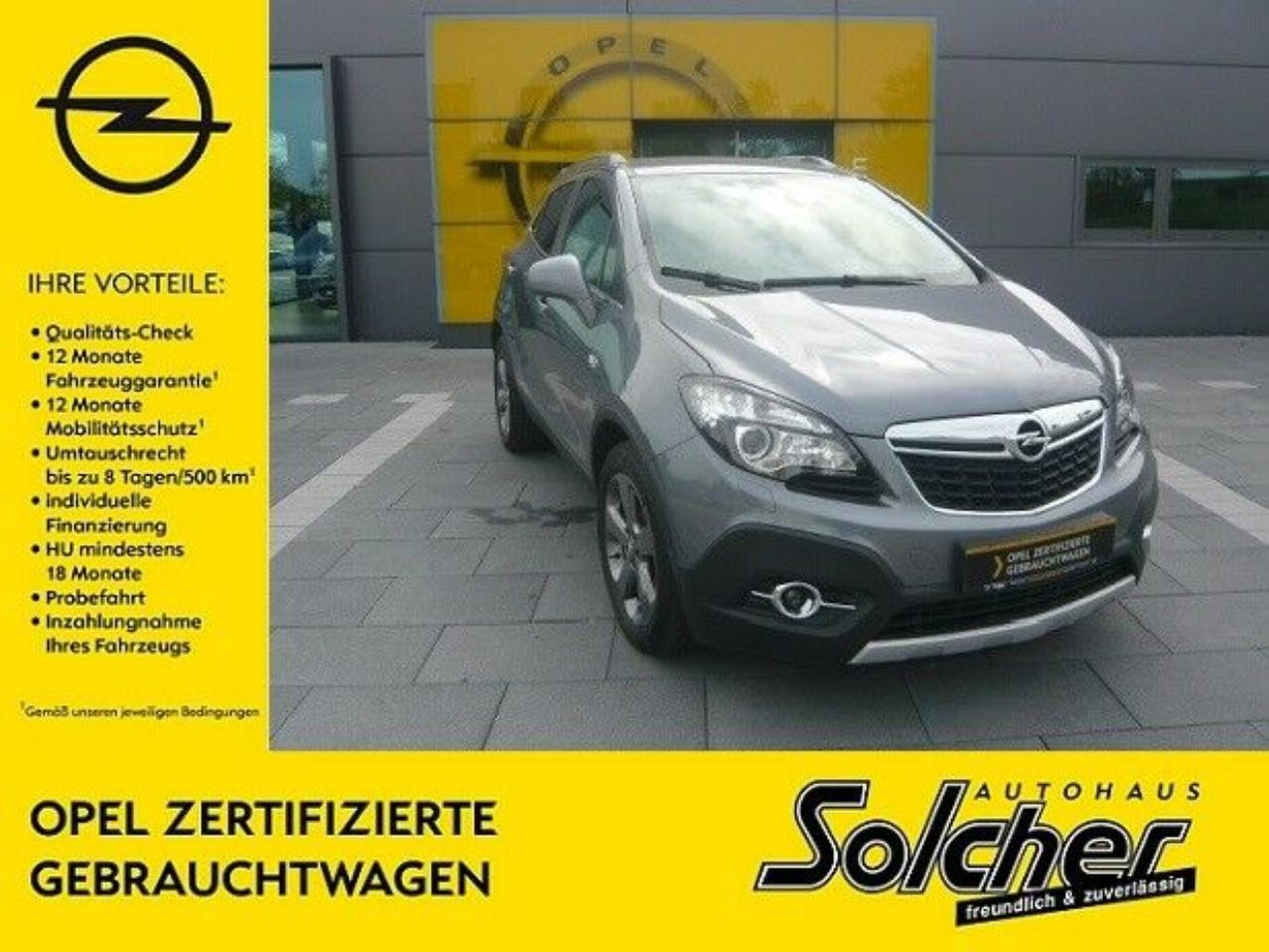 Opel Mokka 1.7 CDTI Innovation ecoFlex