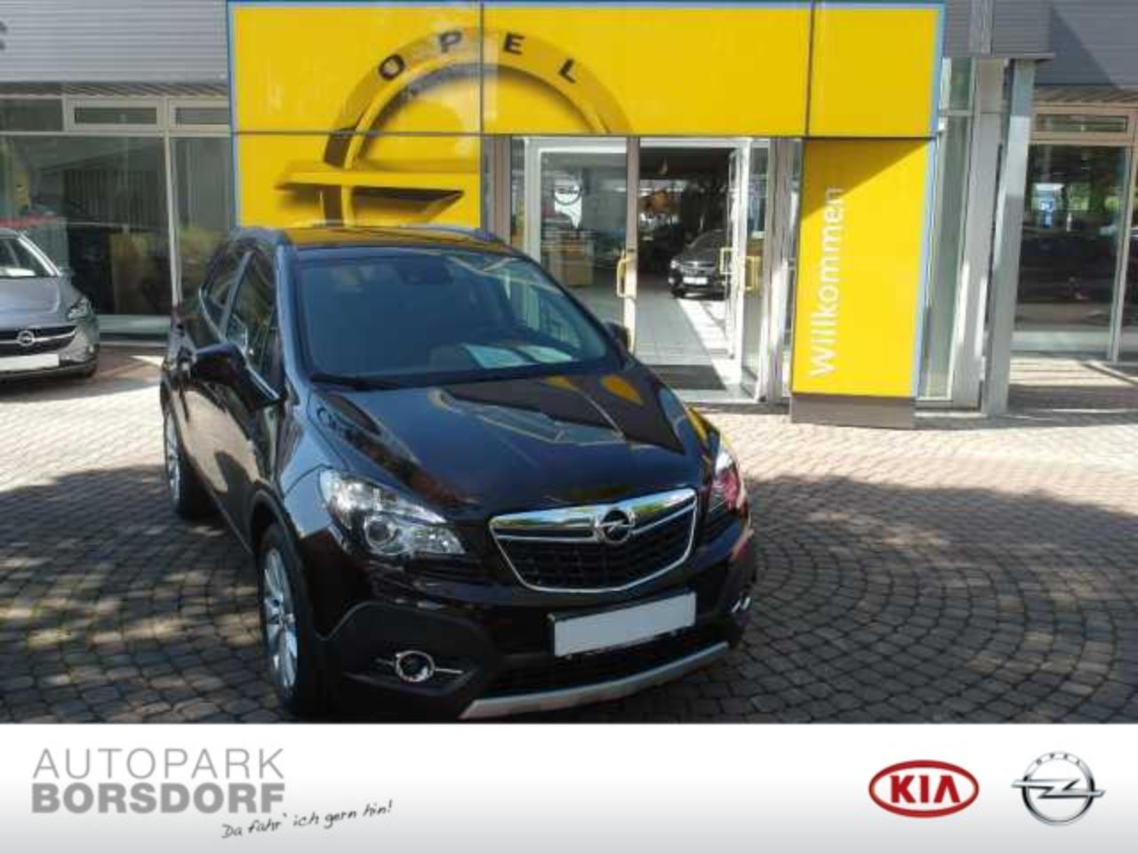 Opel Mokka Mokka 1.6 CDTI ecoFLEX Start/Stop Innovation *Opel