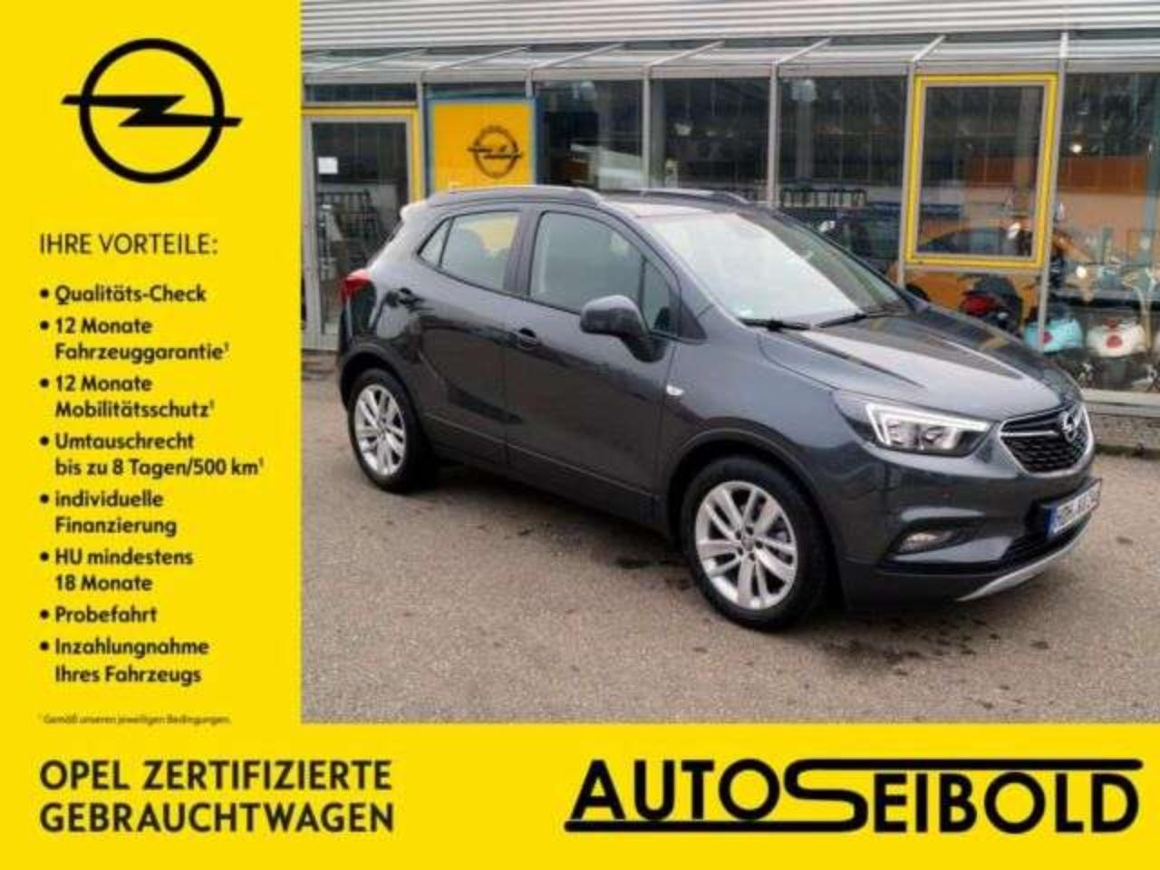 Opel Mokka X 1.4 ECOTEC Start/Stop On