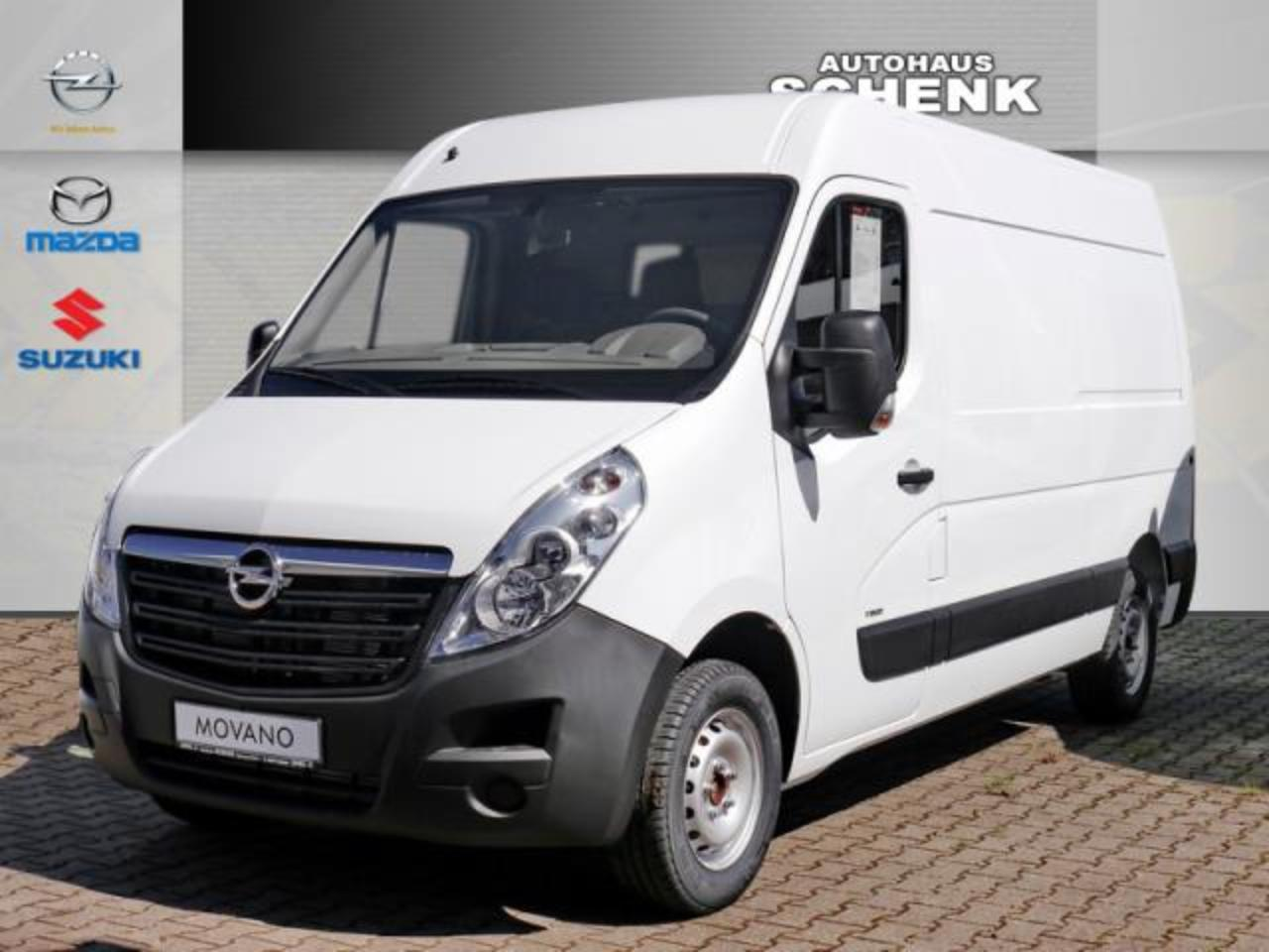 Opel Movano KAWA 2.3 CDTI TURBO 92 KW (125 PS) (MT6) L2H2