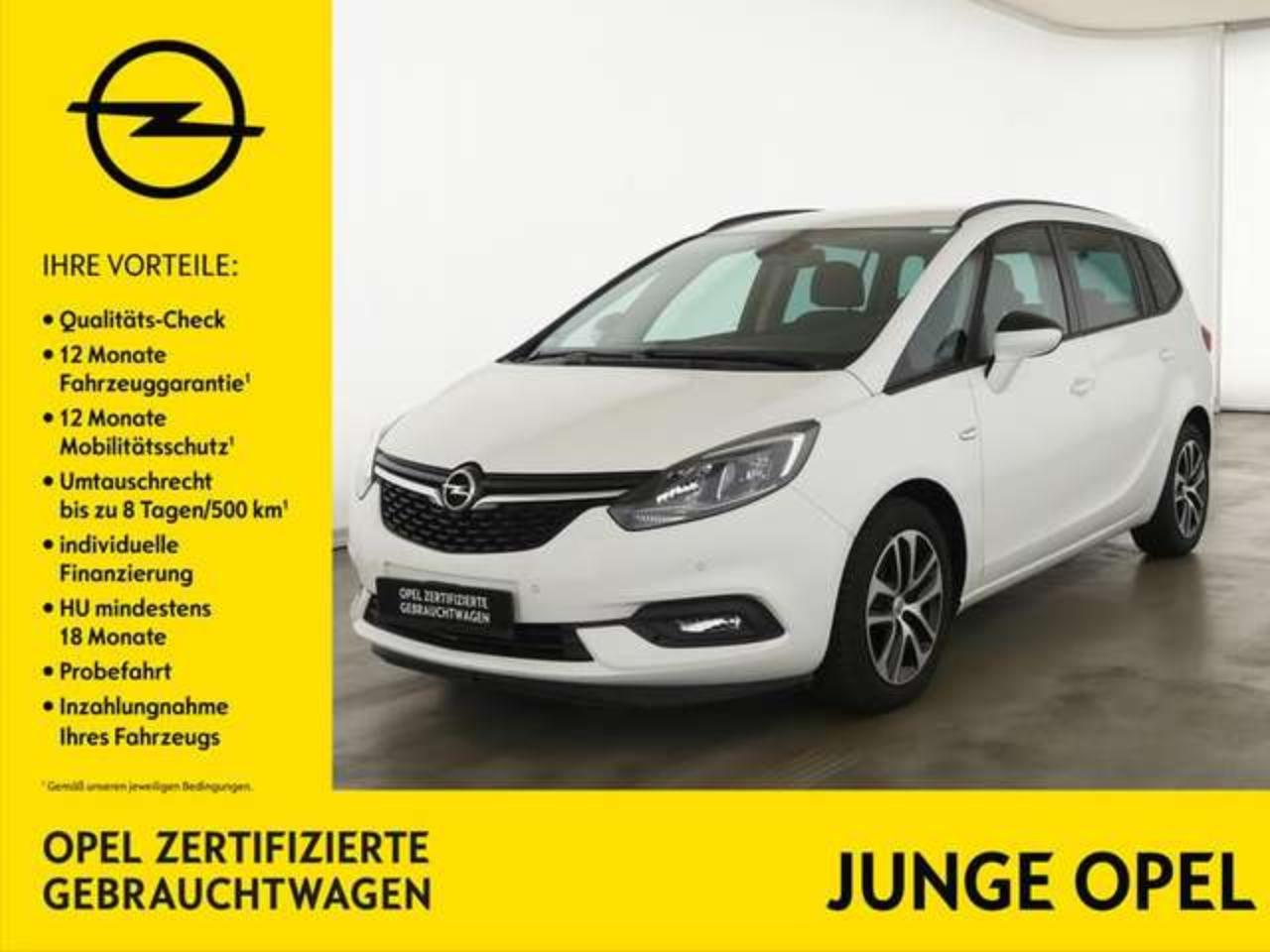 Opel Zafira 1.6 Turbo Start/Stop Edition