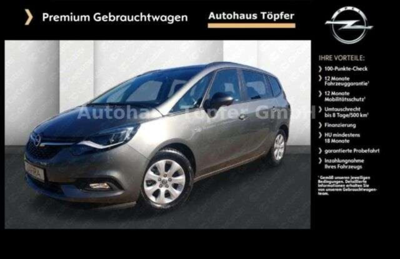 Opel Zafira Ultra-All-Inclusive > Zafira C ** LED Licht **