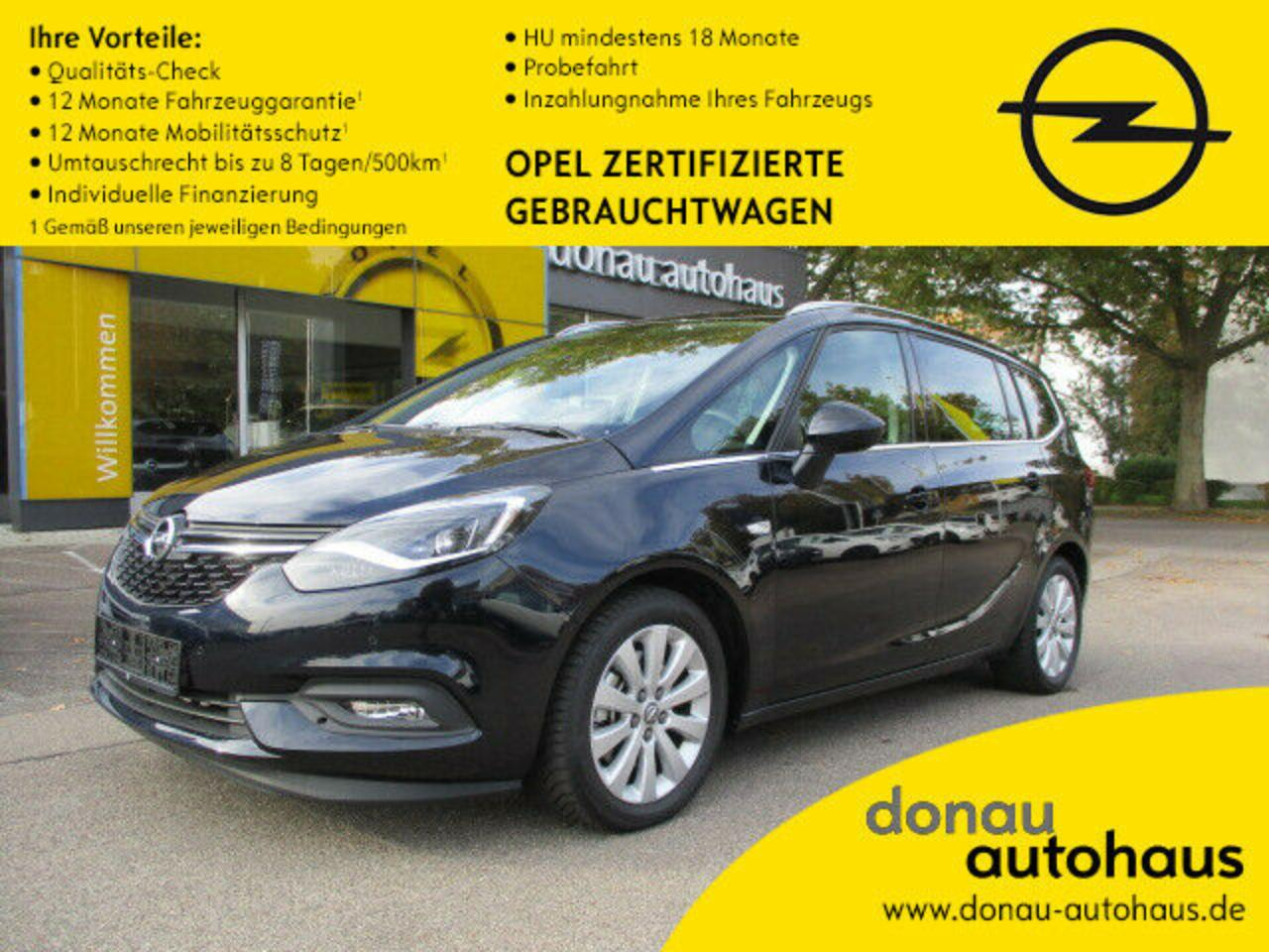 Opel Zafira 1,6 Turbo Innovation