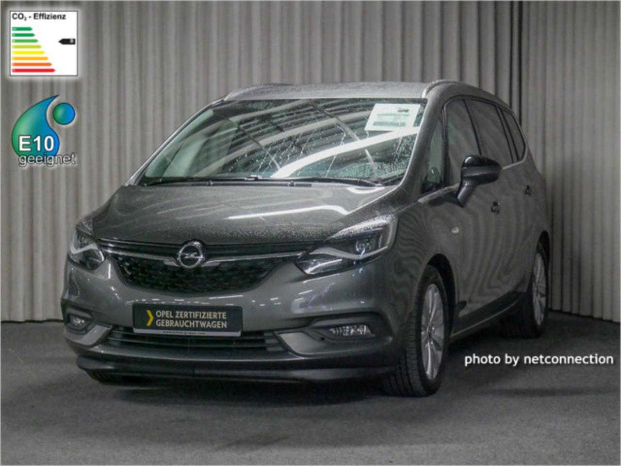 Opel Zafira C 1.4 Innovation Start/Stop NAVI LED EU6