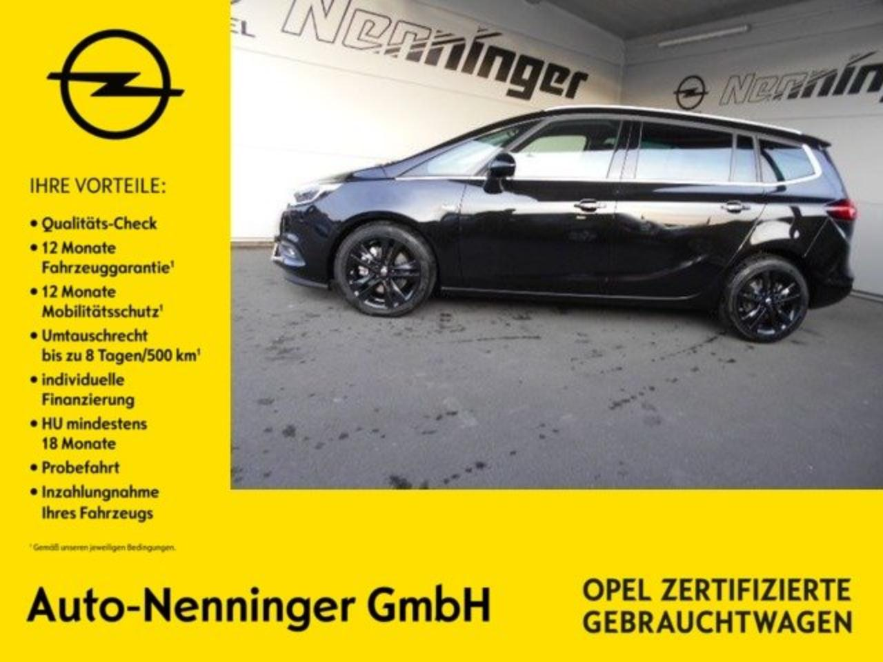 Opel Zafira 2.0 CDTI Innovation Start/Stop